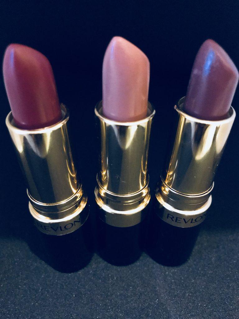 Revlon's Super Lustrous Lipstick:               A Review